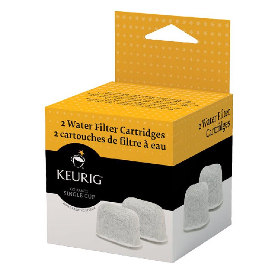 Keurig 2-Pack Water Filter Replacement Kits