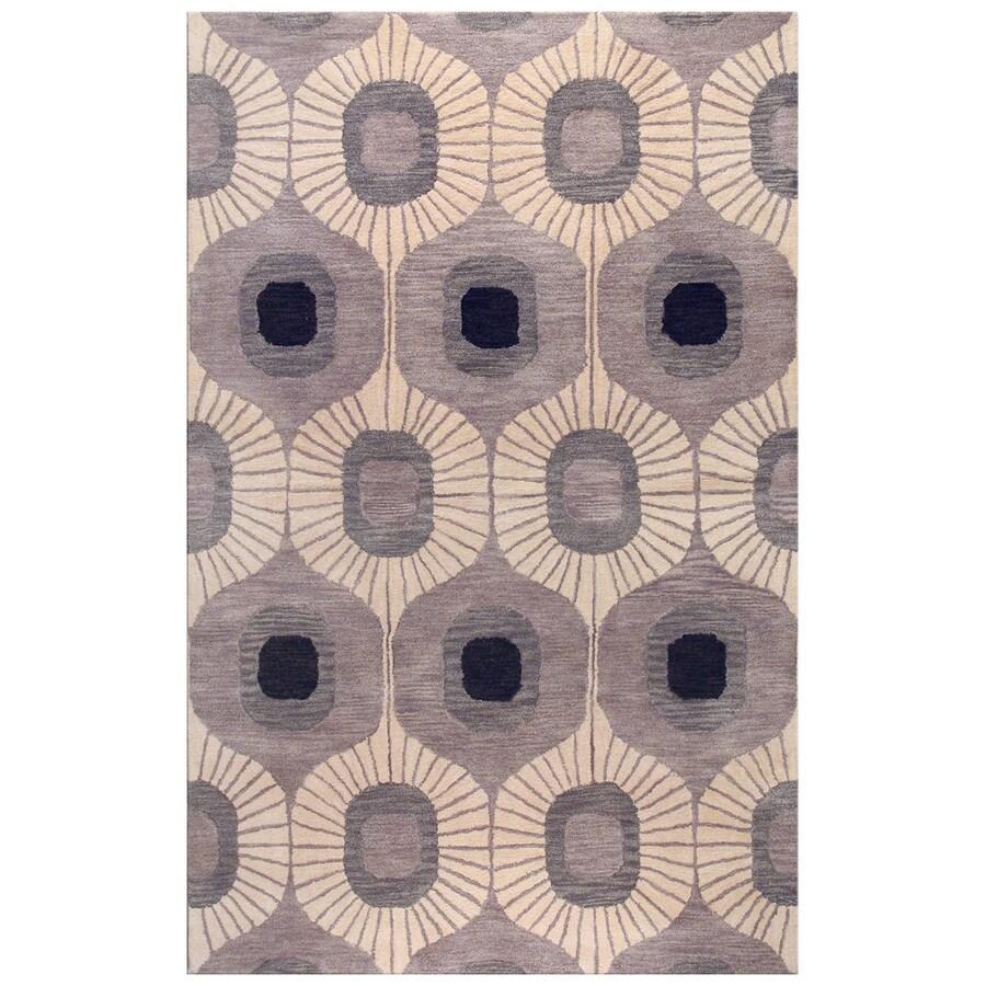 Bashian Ashland Rectangular Indoor Tufted Area Rug (Common: 8 x 10; Actual: 90-in W x 114-in L)