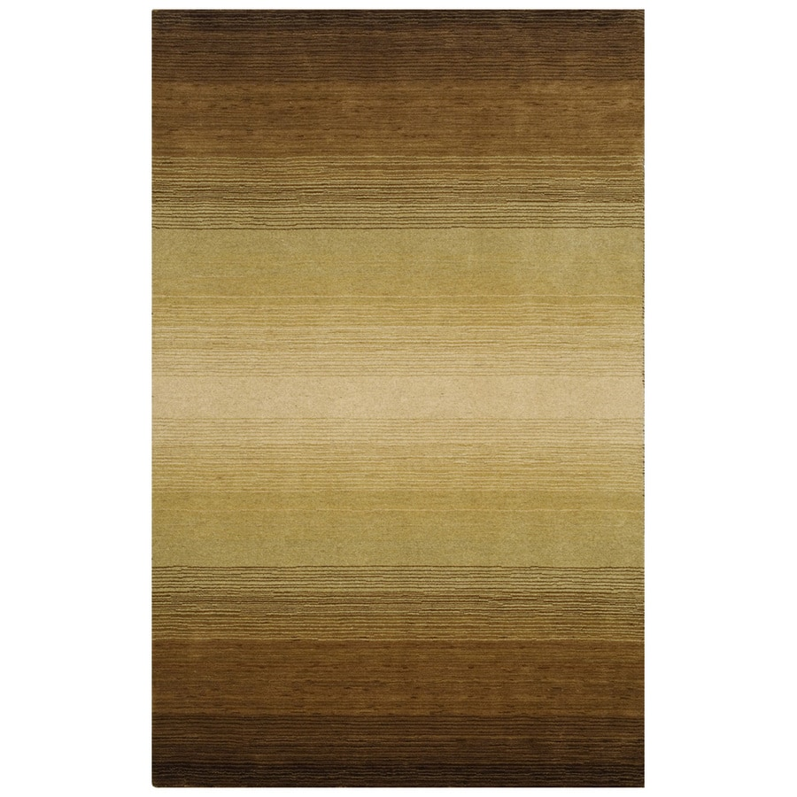 Bashian Fulham Rectangular Indoor Area Rug (Common: 4 x 6; Actual: 42-in W x 66-in L)