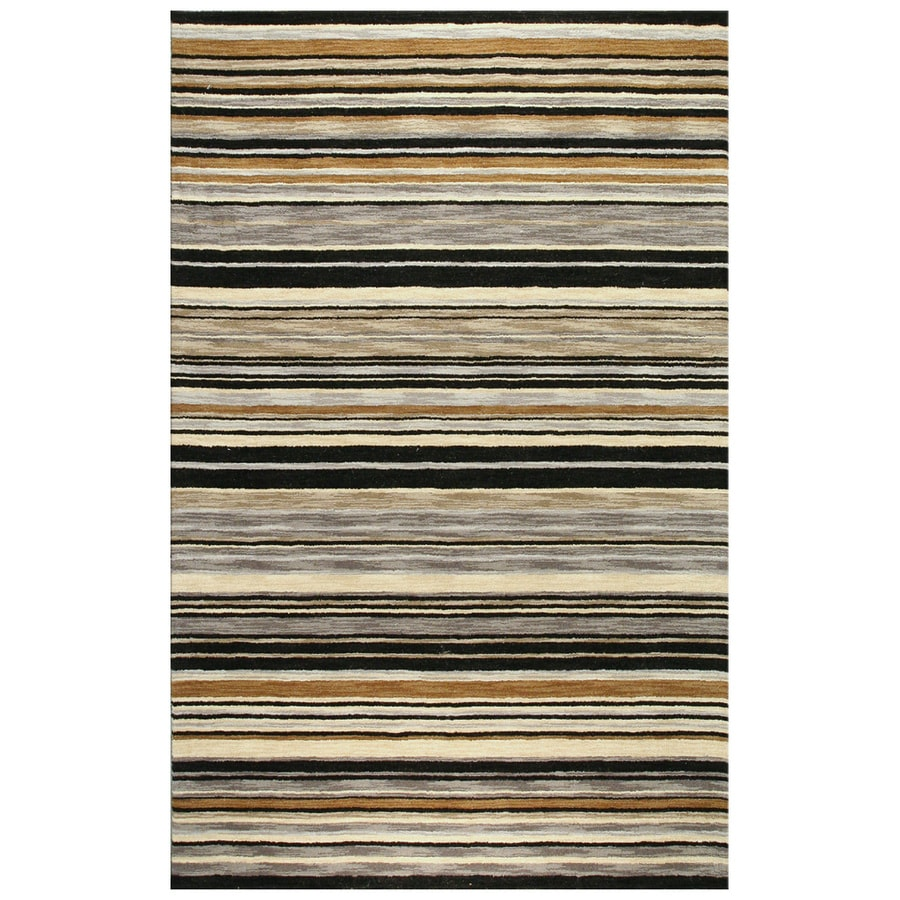 Bashian Fulham Rectangular Indoor Area Rug (Common: 8 x 10; Actual: 90-in W x 114-in L)