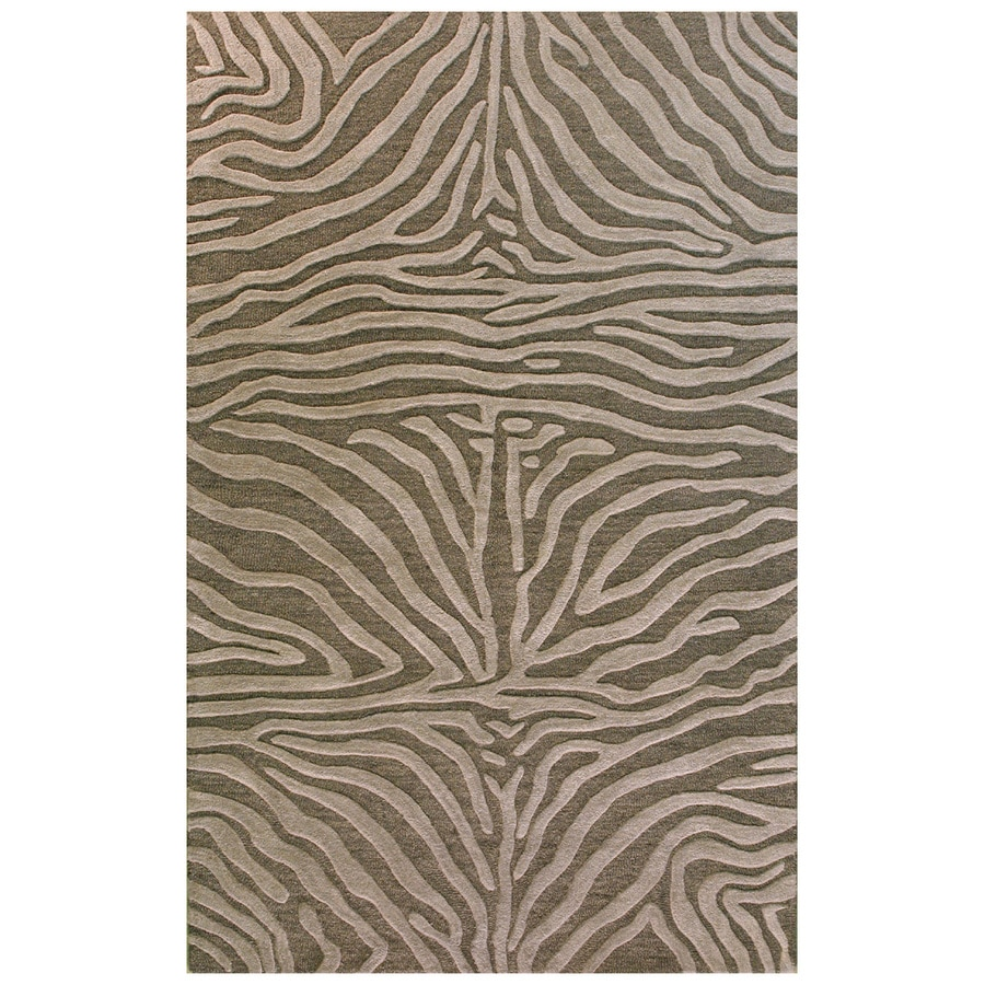 Bashian Portsmouth Rectangular Indoor Tufted Area Rug (Common: 5 x 8; Actual: 60-in W x 96-in L)