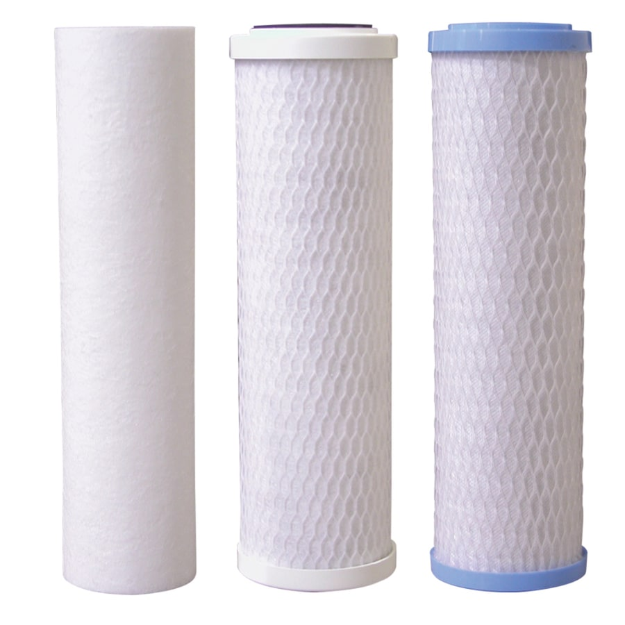 Krystal Pure Replacement filters: KR10 Reverse Osmosis system