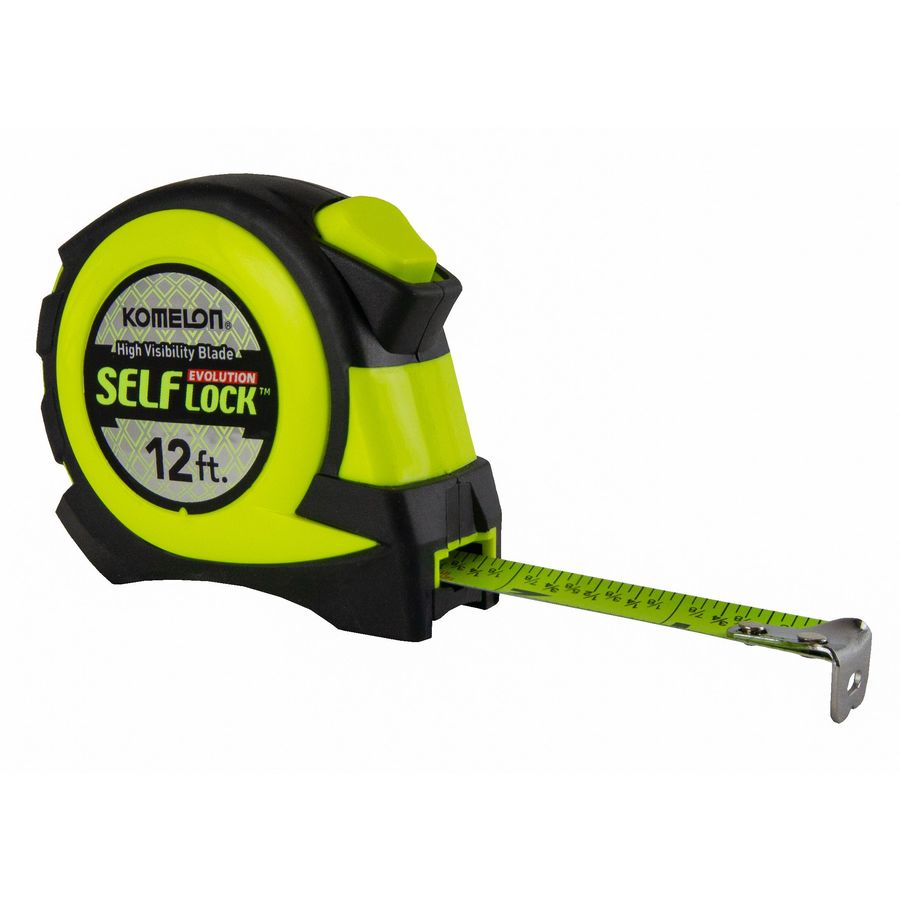 Komelon 12-ft SAE Tape Measure