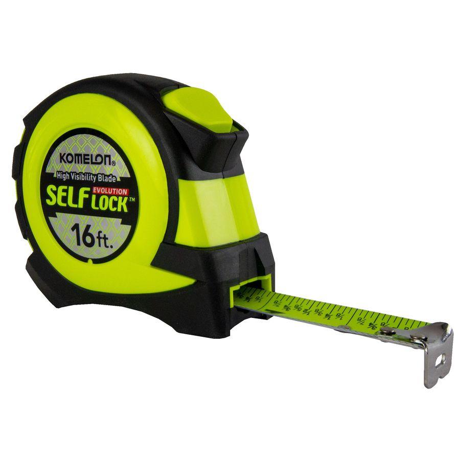 Komelon 16-ft SAE Tape Measure