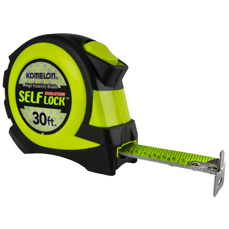 Komelon 30-ft SAE Tape Measure