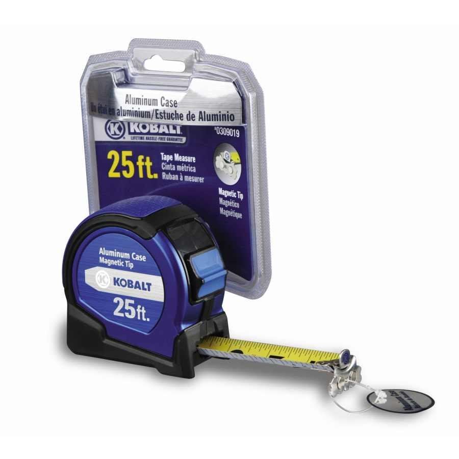 Kobalt 25-ft SAE Tape Measure