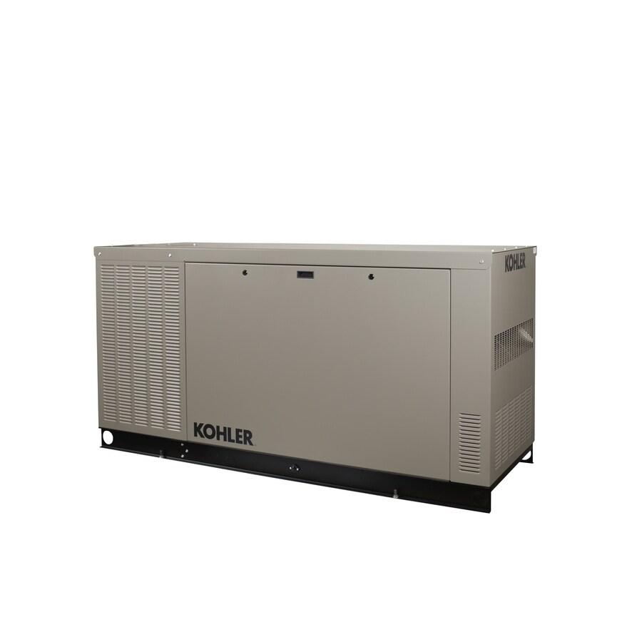 KOHLER 48000-Watt (LP)/48000-Watt (NG) Standby Generator