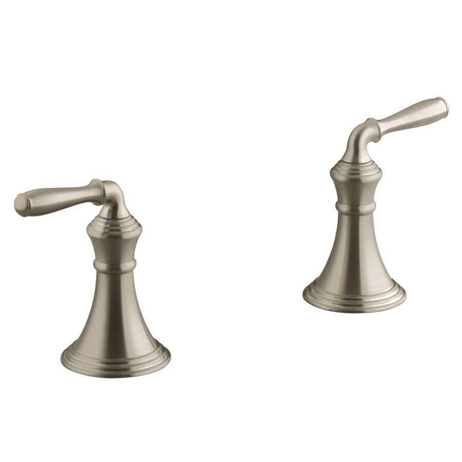 Kohler Tub Handles : Shop KOHLER 2-Pack Silver Tub/Shower Handles at Lowes.com