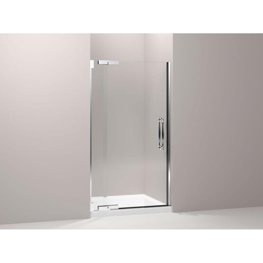 KOHLER 72-in H x 34-in W Clear Shower Glass Panel