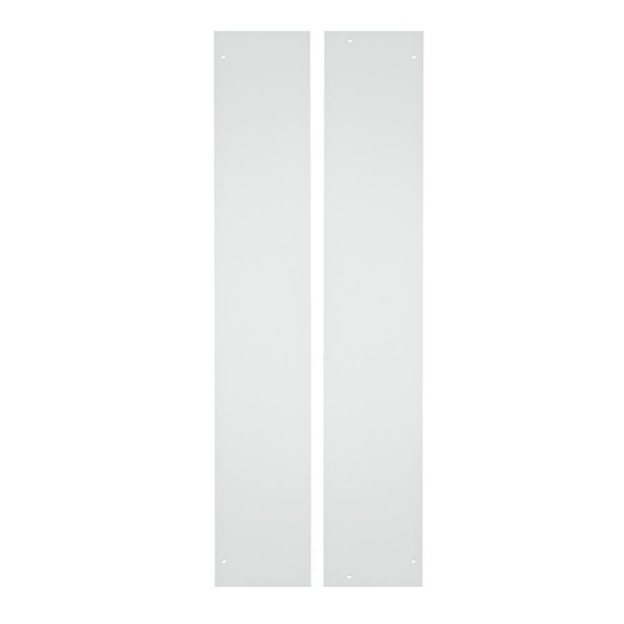 KOHLER 72-in H x 12.6-in W Clear Shower Glass Sidelite