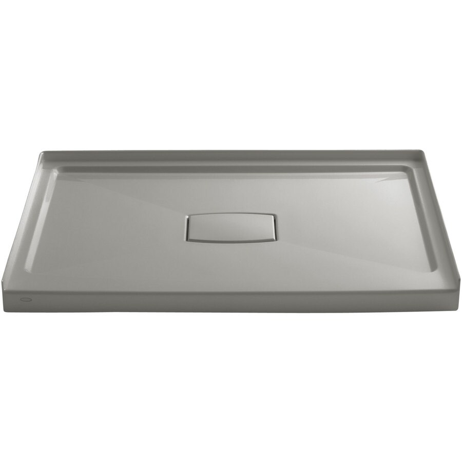 KOHLER Archer Cashmere Acrylic Shower Base (Common: 36-in W x 48-in L; Actual: 36-in W x 48-in L)