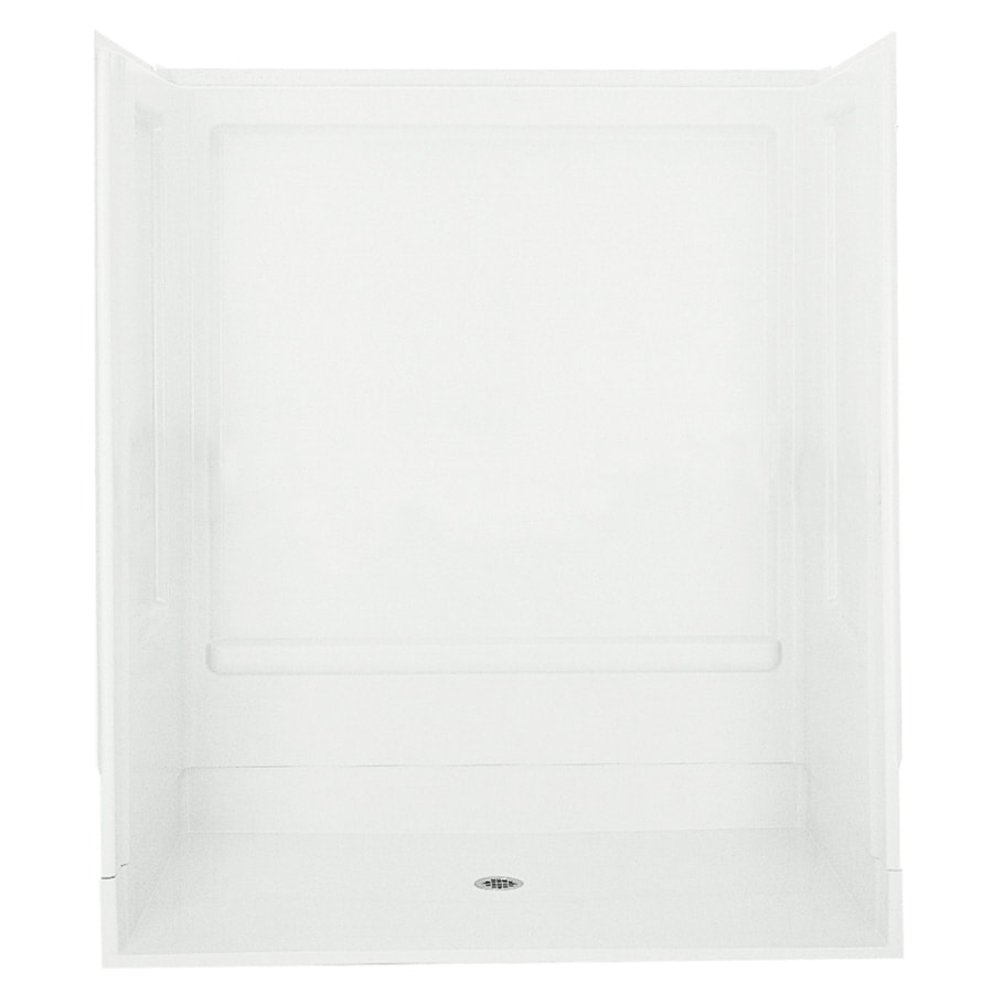 Sterling Shower Wall Surround Back Panel (Common: 40-in; Actual: 72-in x 39.375-in)