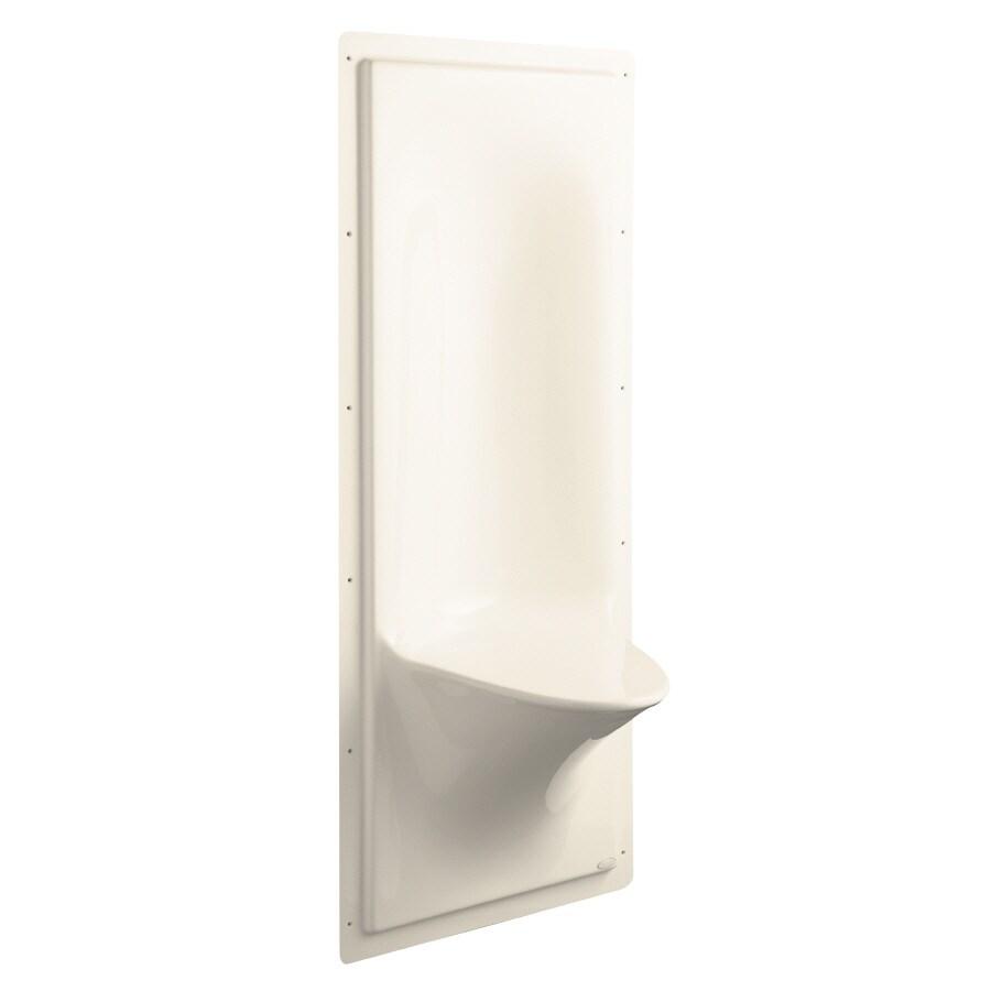 KOHLER Almond Shower Seat
