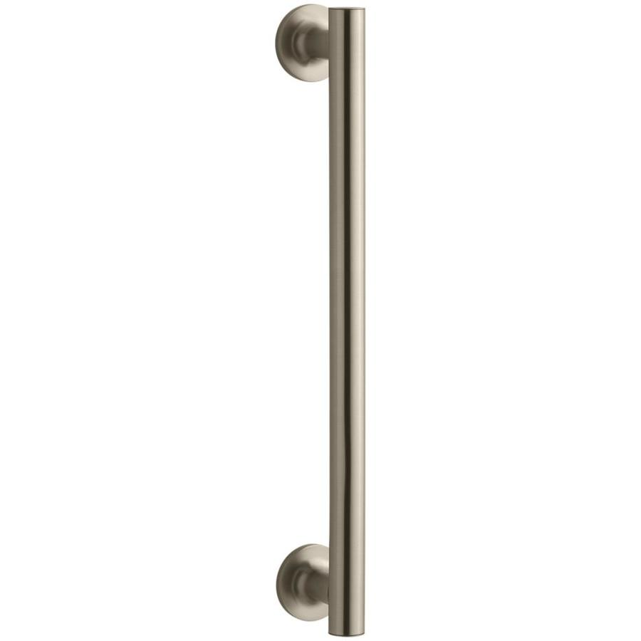 Shop Kohler 14 In Brass Hinged Shower Door Handle At