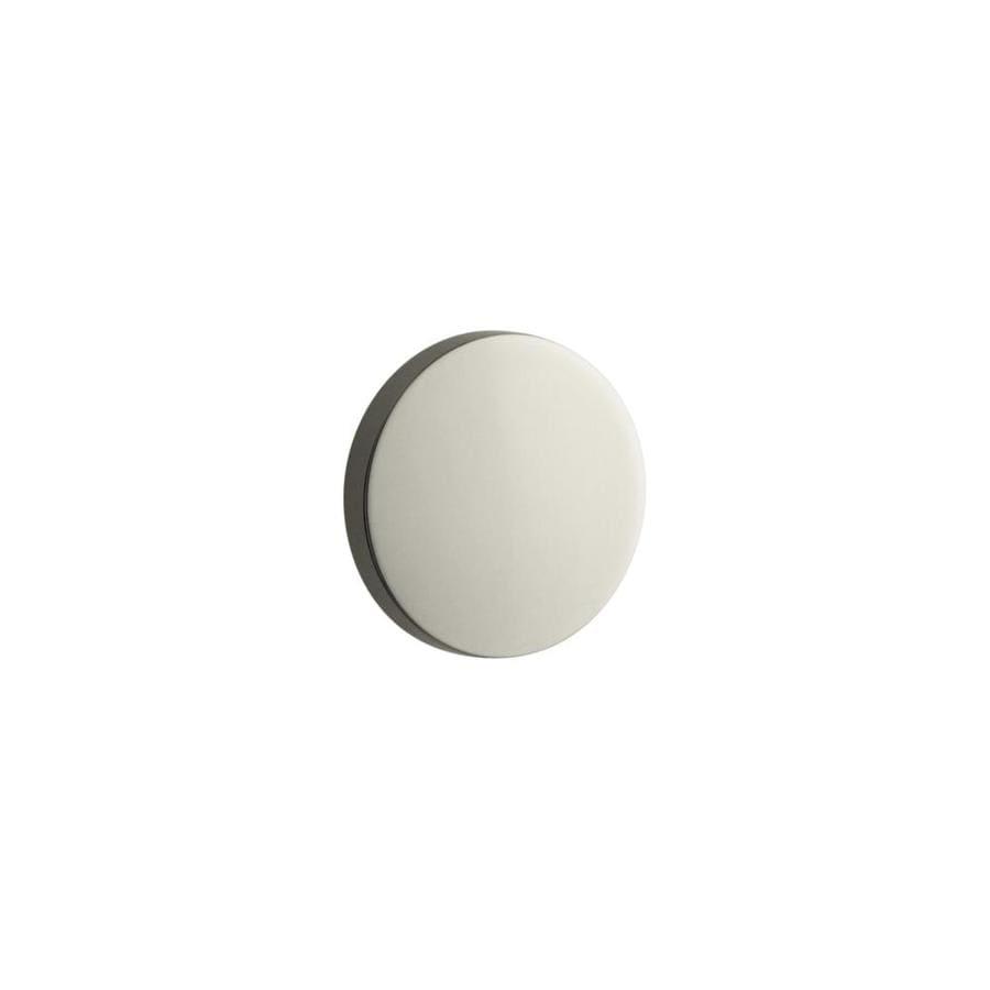 KOHLER Vibrant Polished Nickel Faucet Hole Cover