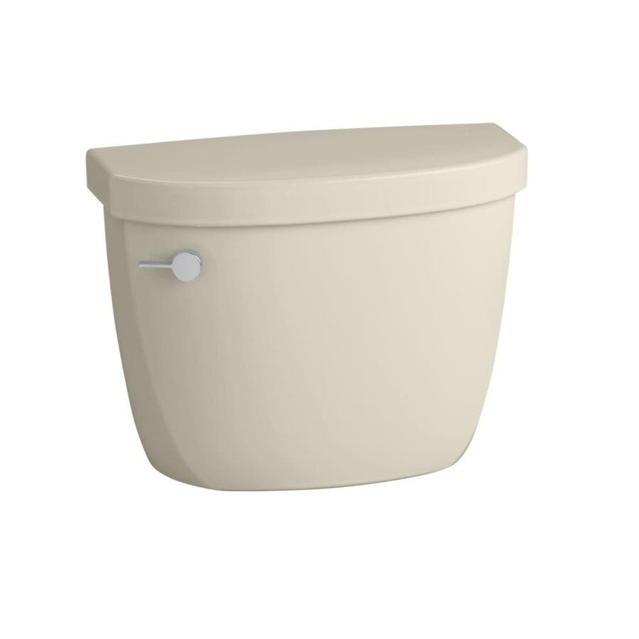Biscuit Kohler K-4431-96 Archer 1.28 gpf Toilet Tank