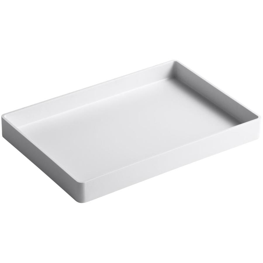KOHLER Stages Plastic Freestanding Sink Caddy