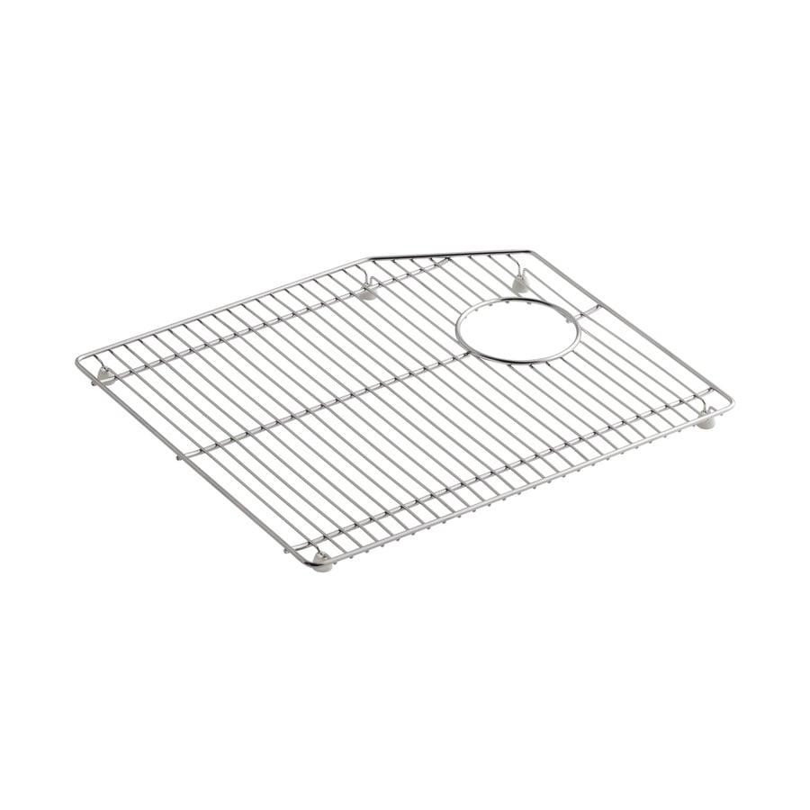 KOHLER Indio 14.8-in x 17.3-in Sink Grid