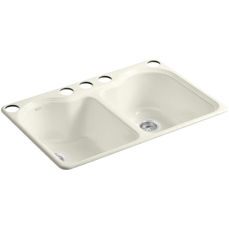 Kohler hartland sink weight 28 images shop kohler hartland 22 in x 33 in basalt basin - Cast iron sink weight ...