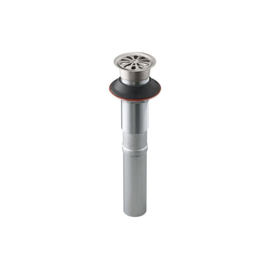 KOHLER Universal Fit Stainless Steel Pop-Up Drain