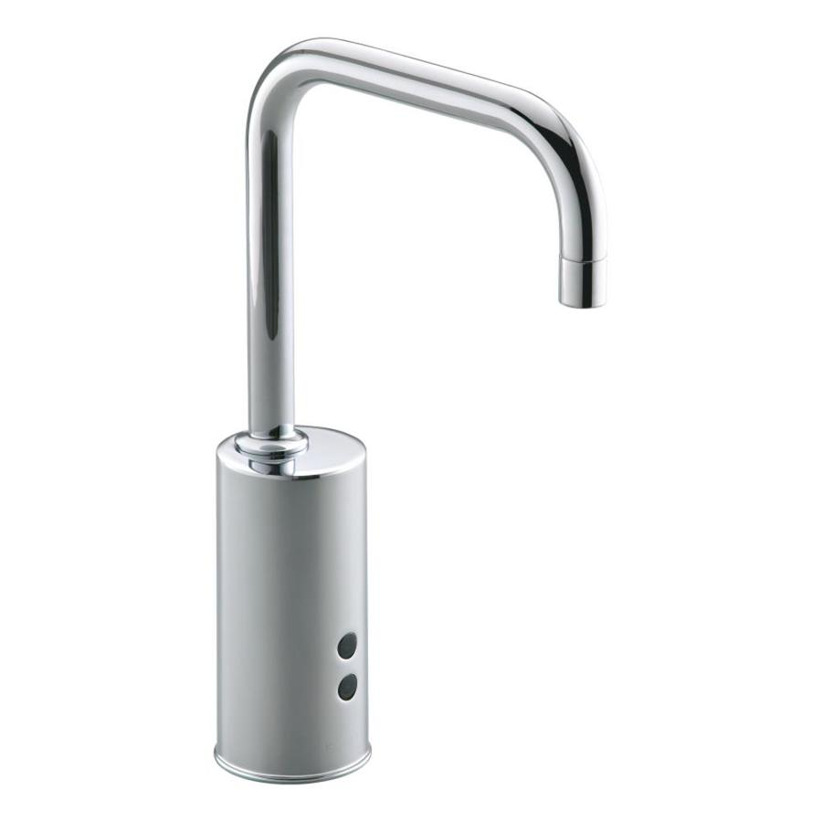 KOHLER Hybrid Polished Chrome Touchless Bathroom Sink Faucet