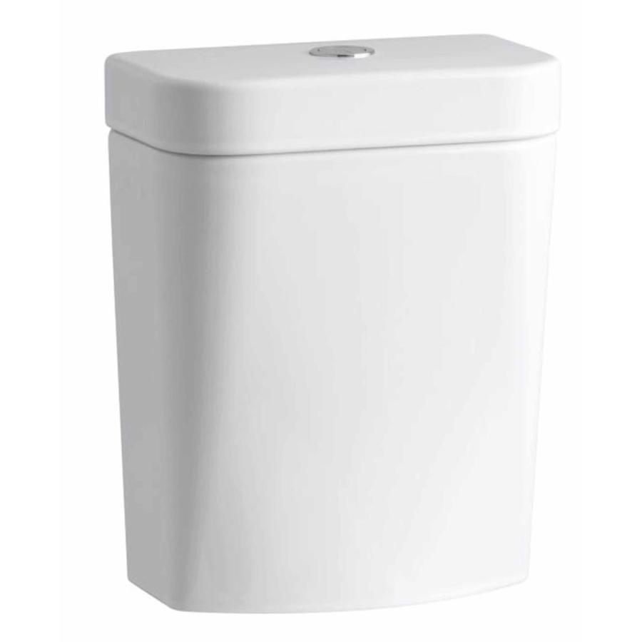 KOHLER Persuade White 1.6-GPF (6.06-LPF) 12 Rough-In Single-Flush High-Efficiency Toilet Tank