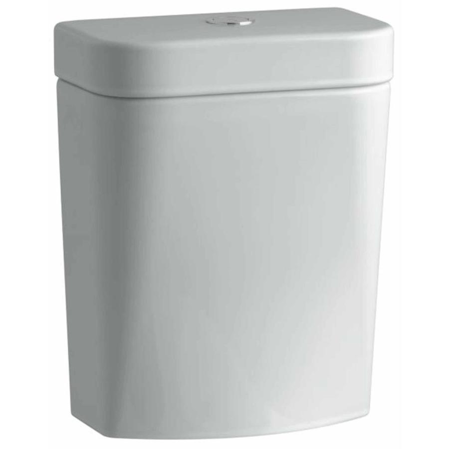 KOHLER Persuade Ice Gray 1.6-GPF (6.06-LPF) 12 Rough-In Single-Flush High-Efficiency Toilet Tank