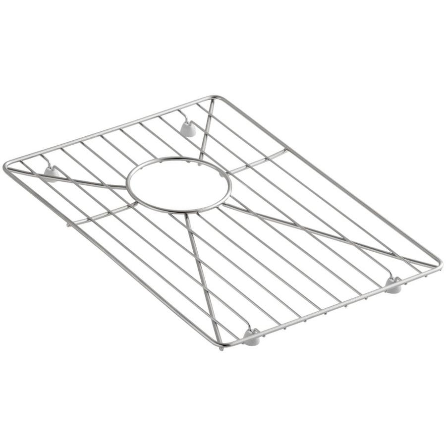 KOHLER Vault/Strive 15.95-in x 11.05-in Sink Grid