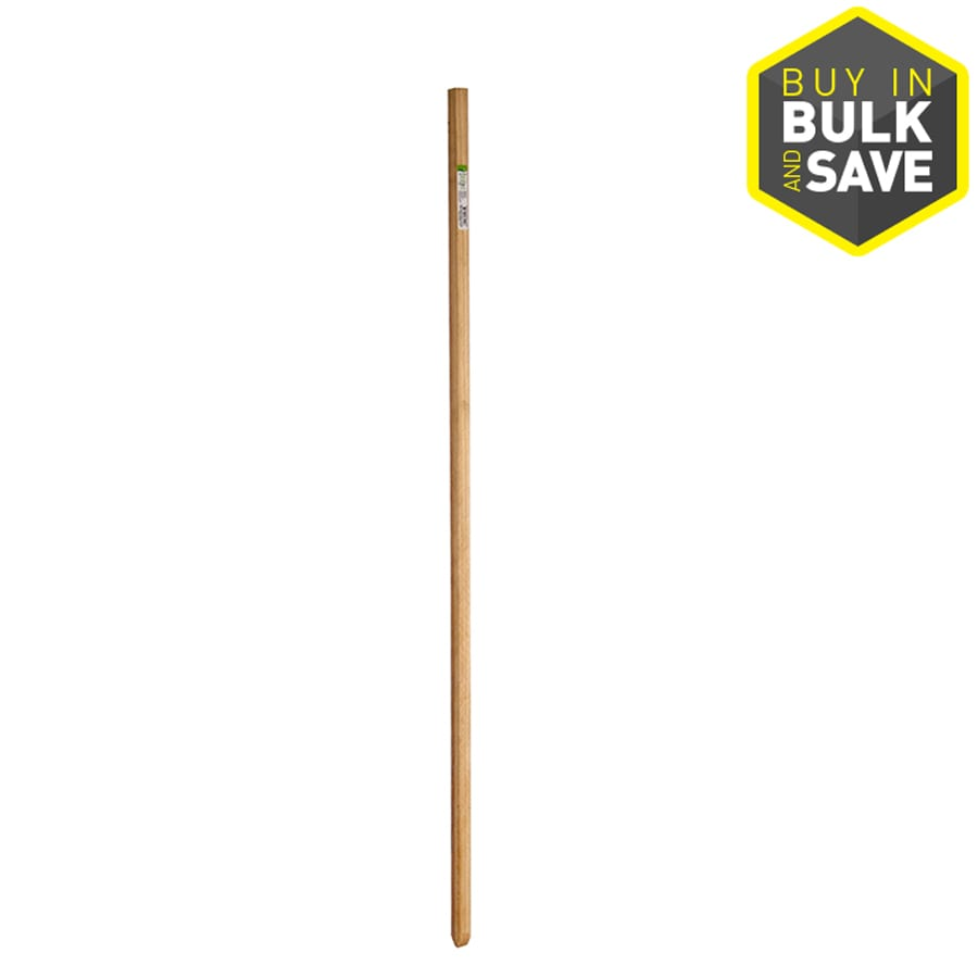 Garden Plus 48.03-in Wood Landscape Stakes