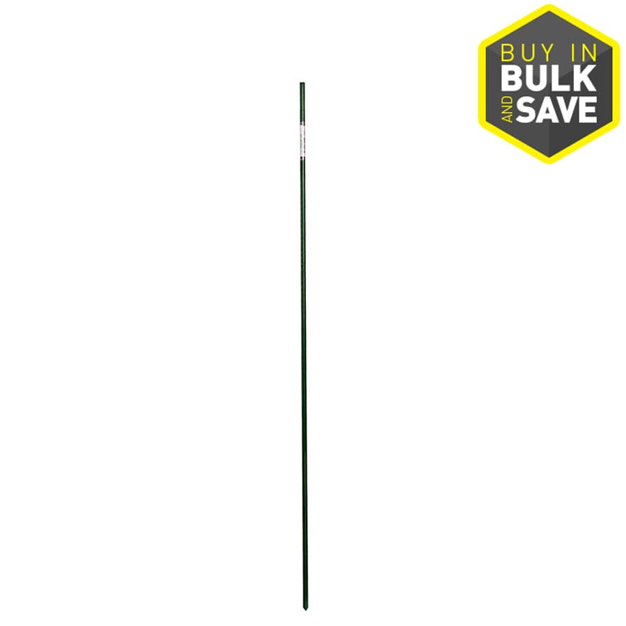 Garden Plus 24-in Metal Landscape Stake