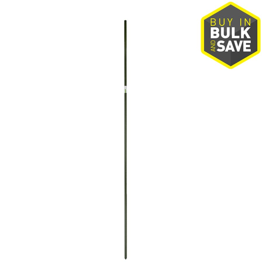 Garden Plus 96-in Metal Landscape Stakes