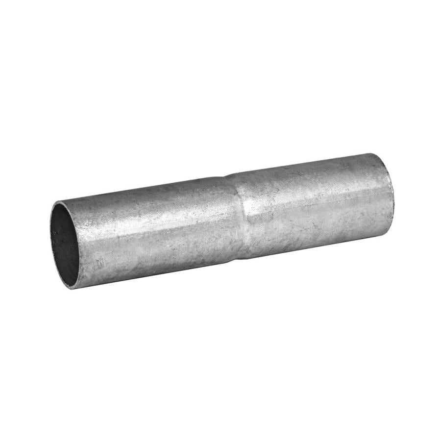 Blue Hawk Accessory Uncoated Steel Post Sleeve (Fits Common Post Measurement: x 1.5-in; Actual: 1.5-in x 5.9-in x 1.5-in)