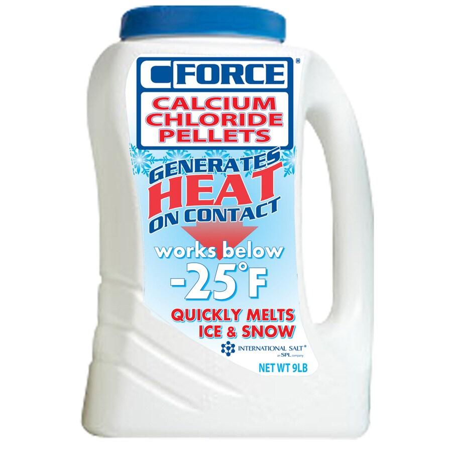 C-FORCE 9 lb C-Force Calcium Chloride Pellet Jug