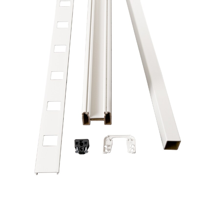"Trex Artisan Series Railing�-42""x8' Stair Rail Kit with Square Balusters BOX"