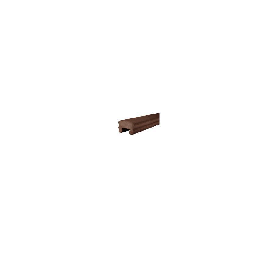 Trex 72-in Madeira Composite Deck Railing Kit