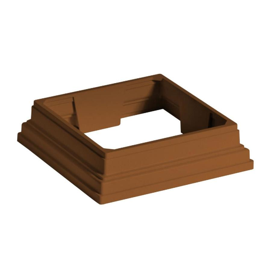 Trex Transcend Tree House Composite Deck Post Skirt