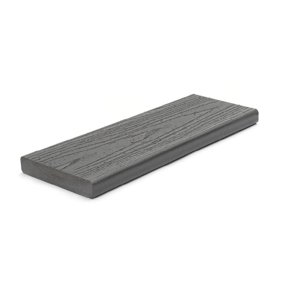 Trex Enhance Clam Shell Composite Deck Board (Actual: 0.94-in x 5.5-in x 8-ft)