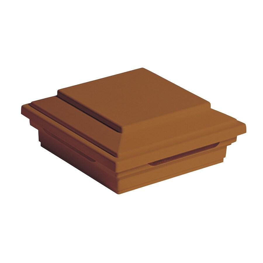 Trex Composite Deck Post Cap (Actual: 22-in x 13.25-in)