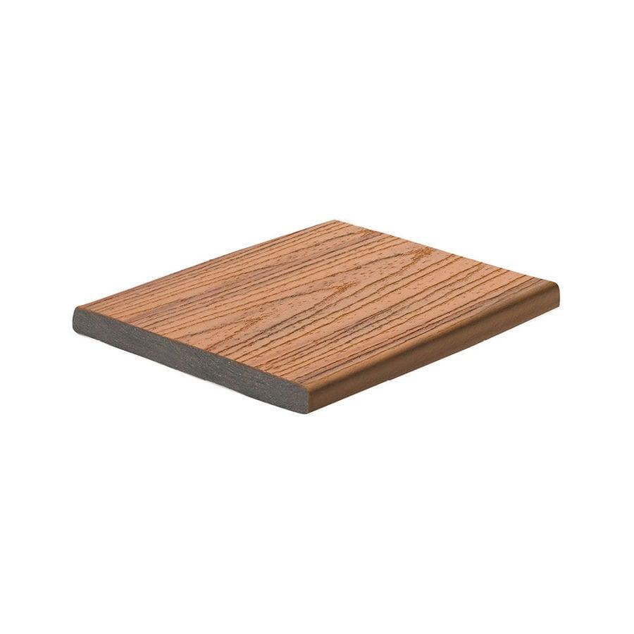 Trex Transcend Tiki Torch Composite Deck Board (Actual: 0.7-in x 11.375-in x 12-ft)