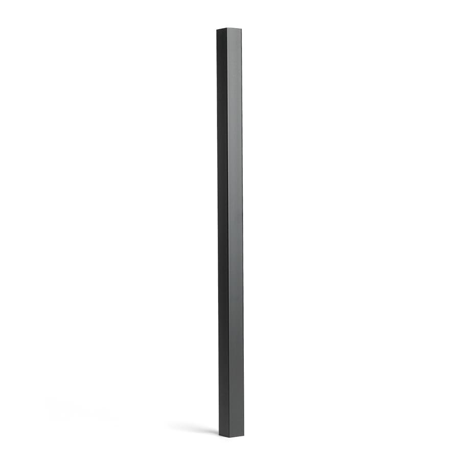 Trex Charcoal Black Composite Deck Baluster (Actual: 1.125-in x 1.125-in x 30.375-in)