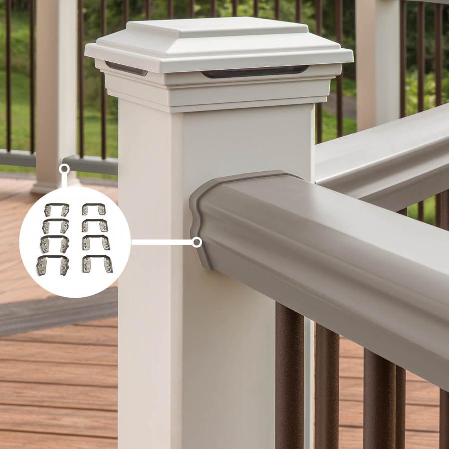 Trex Transcend Gravel Path PVC Line Connector