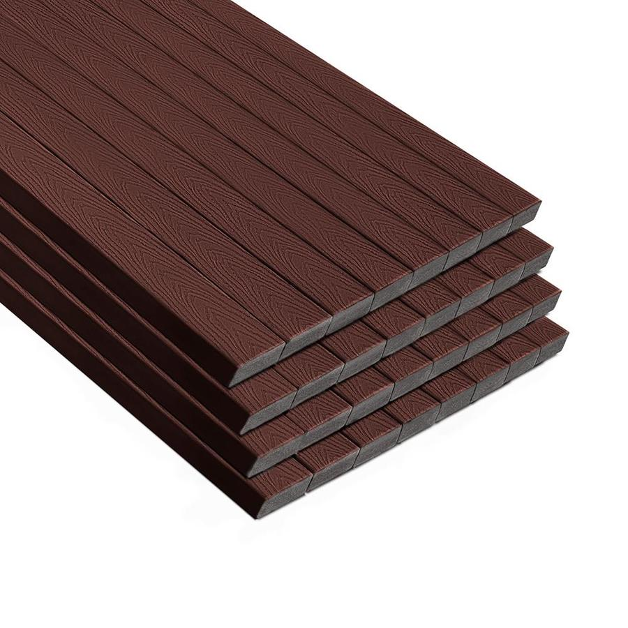 Trex Select Madeira Composite Deck Board (Actual: 1.3-in x 5.5-in x 16-ft)