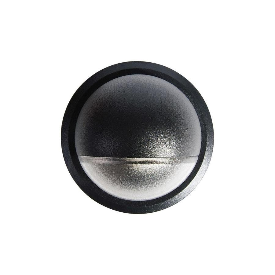 Trex Lighting 0.3-Watt Charcoal Black Low Voltage Plug-in LED Rail Light