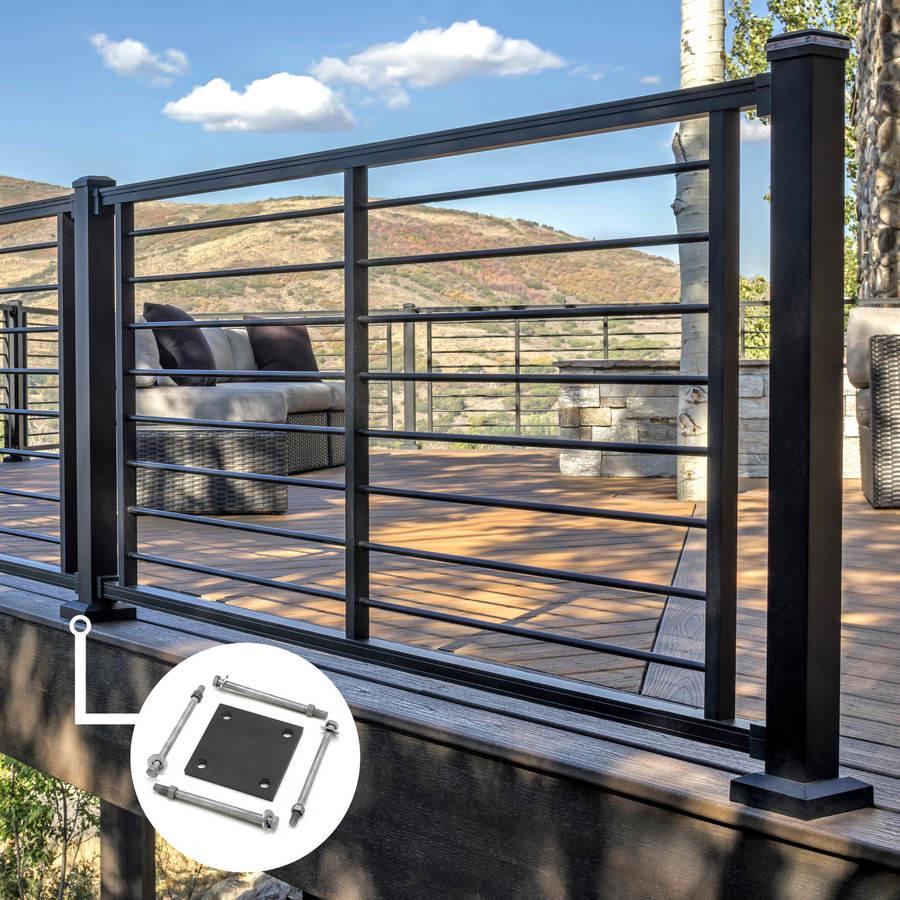 Trex Reveal Black PVC Line Connector