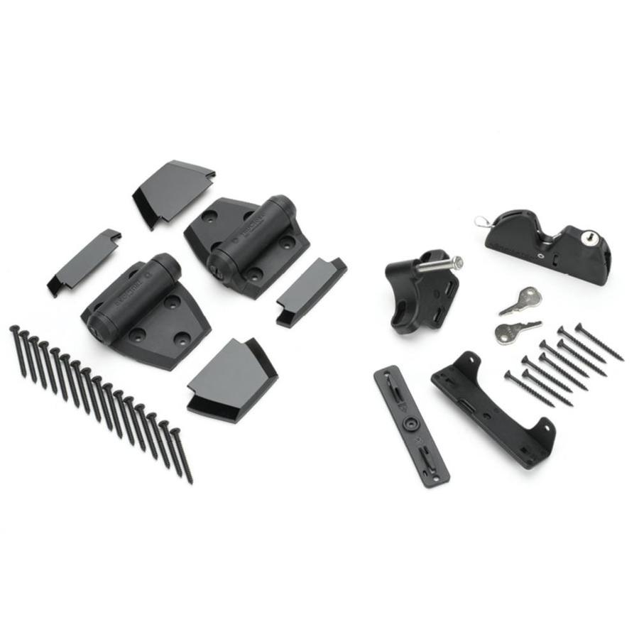 Trex Aluminum Fence Gate Hardware Kit