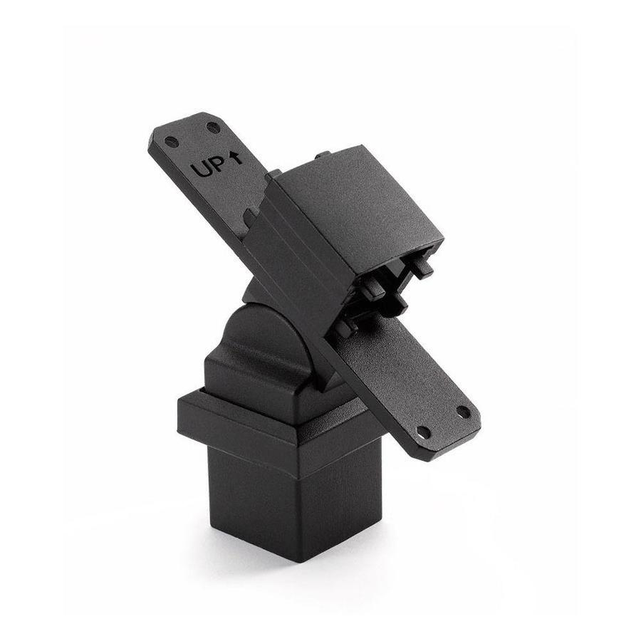 Trex Reveal Charcoal Black PVC Stair Connector