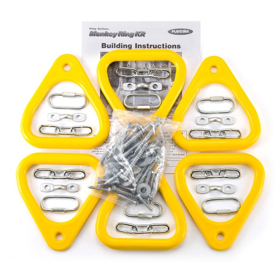 PlayStar Monkey Ring Kit Yellow Monkey Rings