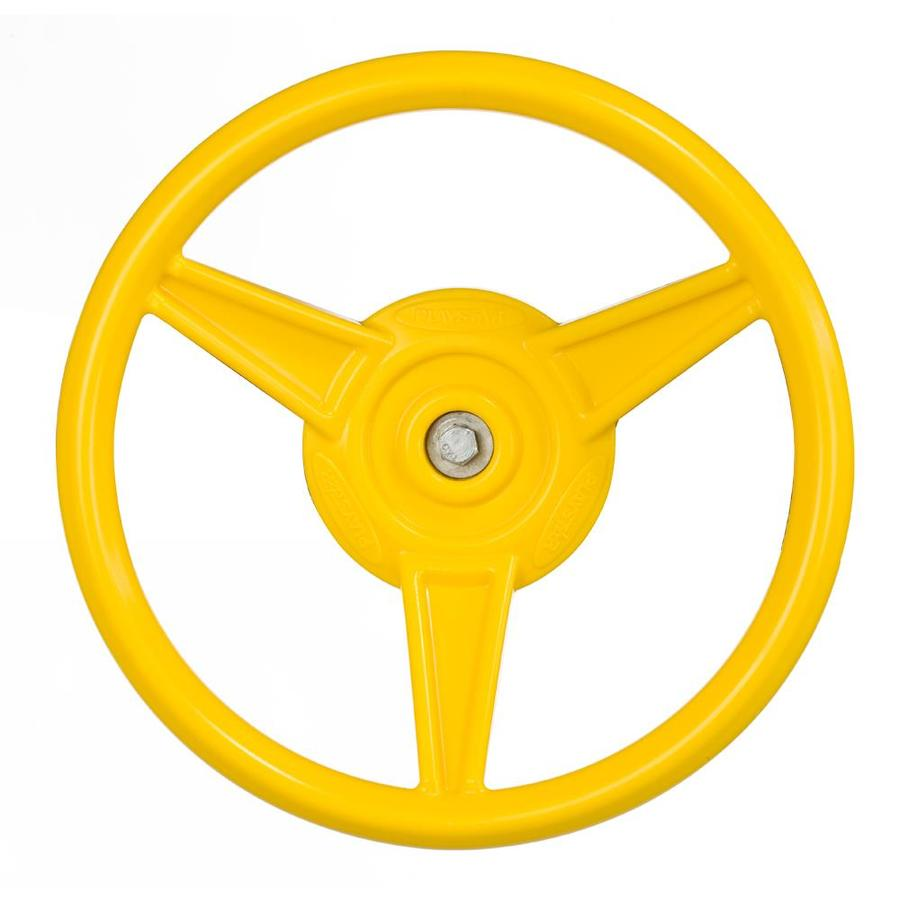 PlayStar Yellow Steering Wheel