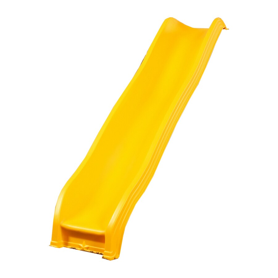 PlayStar Giant Scoop Wave Yellow Slide