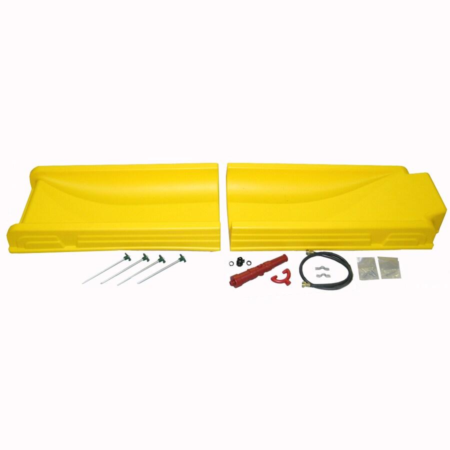 PlayStar Water Slide Yellow Slide